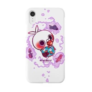 浴衣とりんご飴(B) Smartphone cases