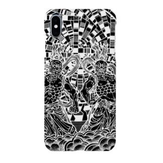 阿吽-aun-(B) Smartphone cases