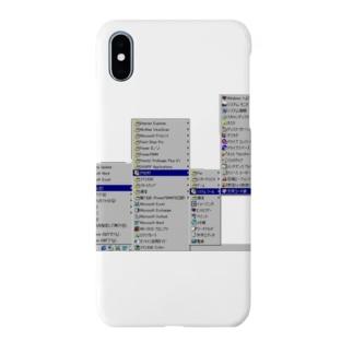 窓98 Smartphone cases