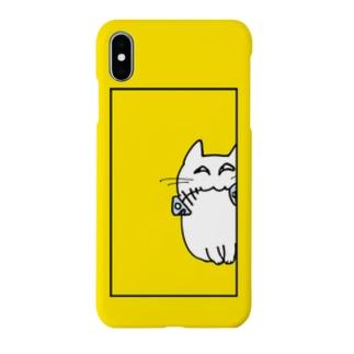 夢見る猫 蒲公英(たんぽぽ) Smartphone cases