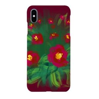つばき Smartphone cases