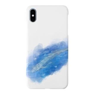 シロナガスクジラ Smartphone cases