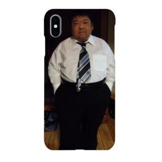 公認!背景有の別Verこうちゃんスーツ姿(イナコウスーツ) Smartphone cases