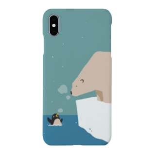 まさかの出逢い Smartphone cases