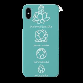 Bo tree teeのBloom Smartphone cases