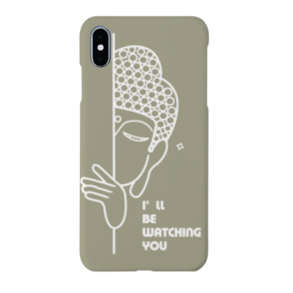 Bo tree teeのWatch Smartphone cases