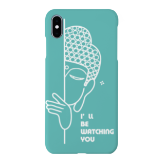 Bo tree teeのWatch Smartphone cases