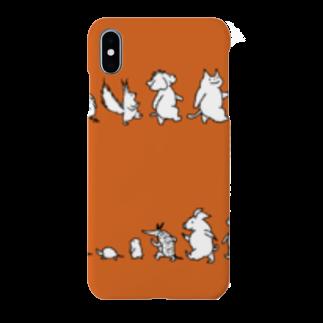 石川ともこののんびりさんぽ Smartphone cases