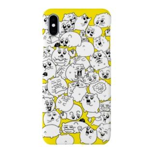 ちみぎゅと… Smartphone cases