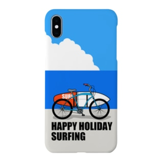 HAPPY HOLIDAY SURFING Smartphone cases