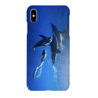 Ayano & Dolphin iPhone XS Max  Smartphone cases