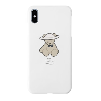 my teddy. Smartphone cases