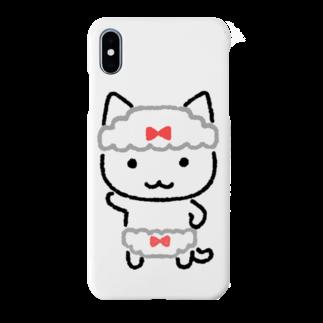 ねこぱんつのWぱんつ Smartphone cases