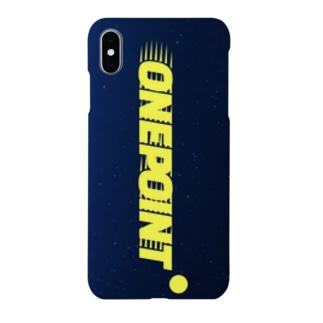 ONEPOINT iPhoneケース SPACE Smartphone cases