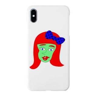 ゾンビーぬ Smartphone cases