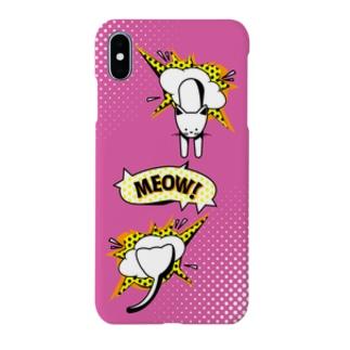 いたずら猫 Smartphone cases