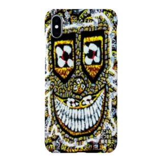 狂気のsmilemonster♥ Smartphone cases