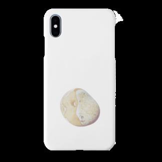 石と海のミントチョコみたいな石 Smartphone cases
