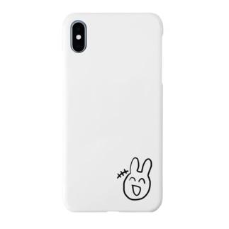 嘘笑い作り笑い愛想笑い Smartphone cases