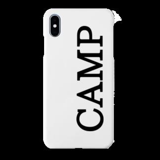 SOTOASOBIのCAMP Smartphone cases
