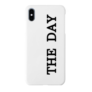 SOTOASOBIのTHE DAY Smartphone cases