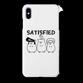Piso Store on Suzuriの満足ハムスター Smartphone cases