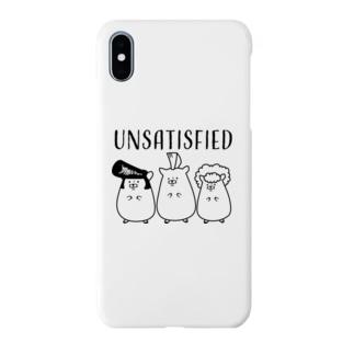 不満ハムスター Smartphone cases