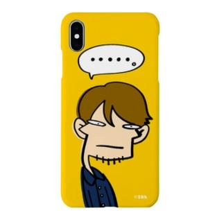 りおた真顔 Smartphone cases