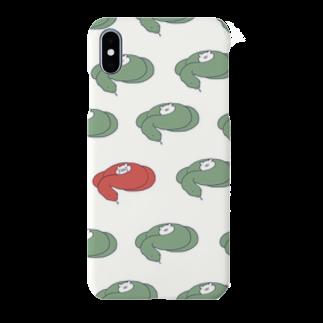 coalowl(コールアウル)のぶたさん締め上げケース Smartphone cases