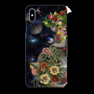 ✡️の自然の神様と荒廃した地球と。 Smartphone cases