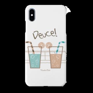 Xiaolin ClubのDeuce! Smartphone cases
