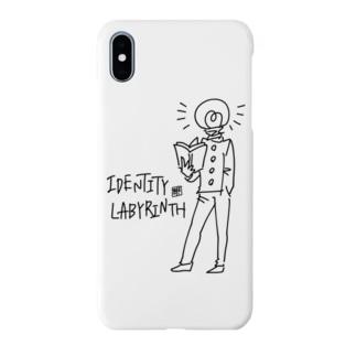 雲の行商人のアイデンティティラビリンス ボブ Smartphone cases