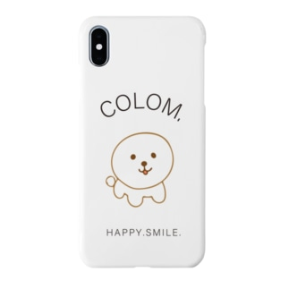 COLO.ビションフリーゼ!グッズ!他 Smartphone cases