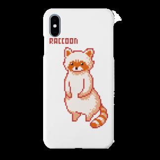 m :)のアライグマ Smartphone cases
