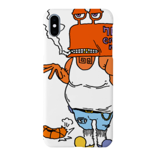7dimensionsのcrab gang Smartphone cases