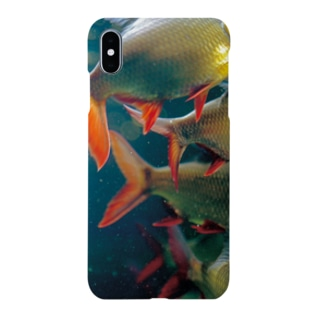 ブティック★なみのphotography Fish Smartphone cases