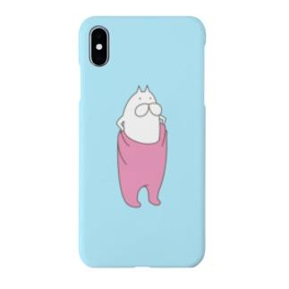 ねこタイツのゆるいタイツ Smartphone cases