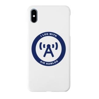AirHamLog公式グッズ Smartphone cases