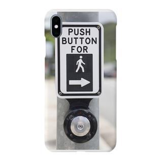 押しボタン式信号 Smartphone cases
