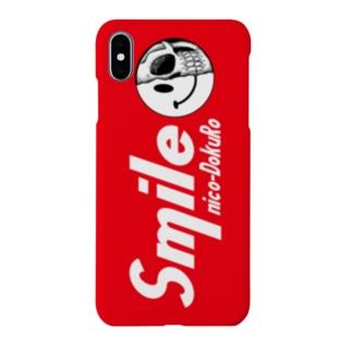 nico-DokuRo smile Smartphone cases