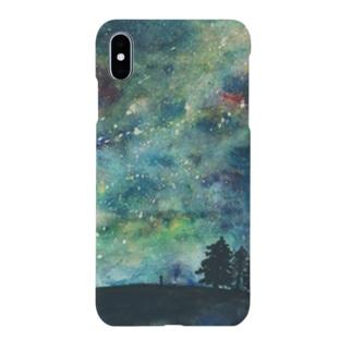 夜の星 Smartphone cases