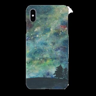 SANADATAKUMIの夜の星 Smartphone cases