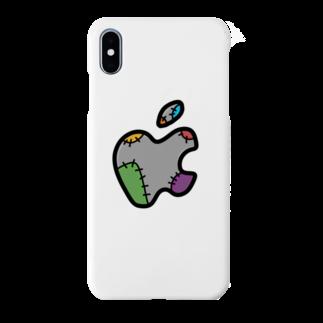 ARGのツギハギリンーゴ Smartphone cases