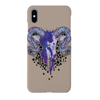 FS._008 blue purple Smartphone cases