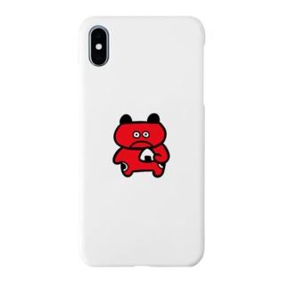 おいしいおにぎりと赤べこ Smartphone cases