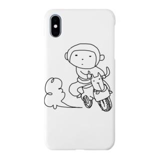 YuwarurE【ユワルレ】のわるさるさ Smartphone cases
