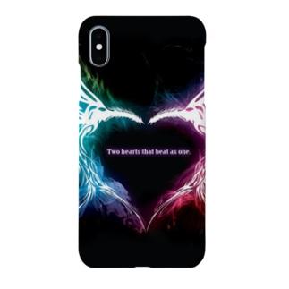 Phoenix Heart Smartphone cases