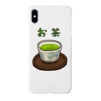 お茶 Smartphone cases