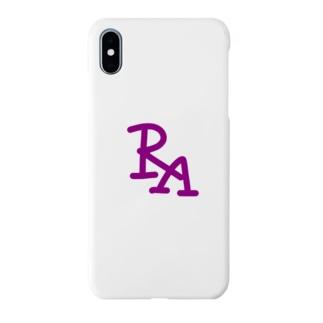 RA-iPhoneケース Smartphone cases