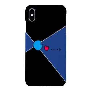 ハートくんとハートちゃん Smartphone cases